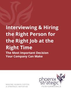 Interviewing and Hiring eBook Image